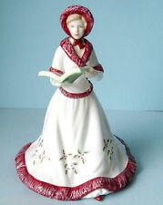 Royal Doulton Pretty Ladies Petites 8th DAY / 12-Days of Christmas Figurine New