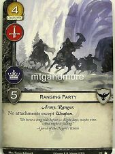 A Game of Thrones 2.0 LCG - 1x Ranging Party  #132 - Base Set - Second Edition