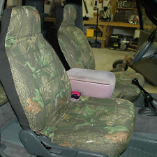 AF FORD RANGER 60/40 HIGH BACK CAR SEAT COVERS CAMO TREE
