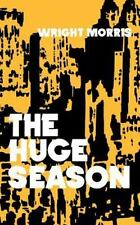 The Huge Season (Bison Book)-ExLibrary