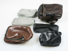 CAMERA ACCESSORY BAGS, GROUP OF 6