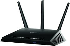 NETGEAR Nighthawk R7000 AC 1900 Dual Band Gigabit Wi-Fi Cable Router NEW +WRNTY