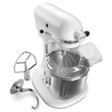 KitchenAid KSM500PSWH White 5-quart Pro 500 Bowl-Lift 10-speed Stand Mixer