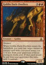 Goblin Dark-dwellers foil | nm | versiones preliminares promos | Magic mtg