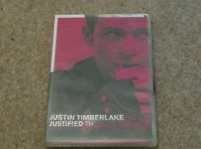 Justin Timberlake - Justified The Videos (DVD) incl Cry Me A River Like I Love U