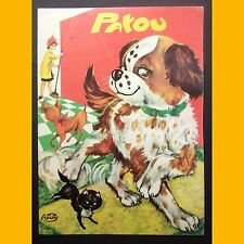 Collection Nos Bons Compagnons PATOU  Maury 1971