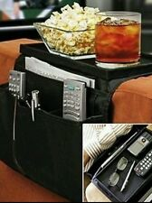 Armchair ArmRest 6 Pocket Organiser snack tv/phone table Ideal gift for adults