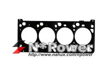 MULTI-LAYER STEEL HEAD GASKET FORD FOCUS LR MONDEO 99-03 2.0 DOHC ZETEC 16V