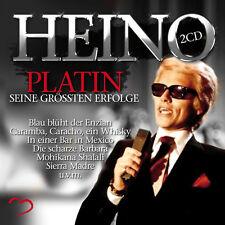 CD Heino Platin Seine Größten Erfolge 2CDs