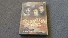 DVD VIENTOS DE AGUA - JUAN JOSE CAMPANELLA -  5 DVD - 13 EPISODIOS - RARE