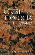 NEW - Crisis en la teologia contemporanea by Jimenez, Carlos