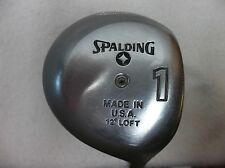 Spalding Professional Executive Registered - 12* Loft - #1 Driver - Right Hand
