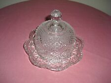 Avon Round Domed Covered Butter Dish