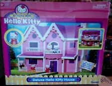 At Home With Hello Kitty ;Deluxe  Hello Kitty House
