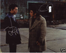 DONNIE BRASCO -JOHNNY DEPP & AL PACINO AUTOGRAPH SIGNED PP PHOTO POSTER