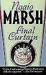 Final Curtain 14 by Ngaio Marsh (1993, Paperback) Cozy Mystery