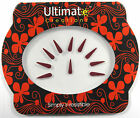 1 Pack of Red Velvet Bindi Body Art Tattoo Jewel AK37