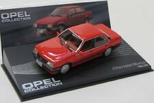 Opel Chevrolet Monza ( 1982-1990 ) rot / IXO 1:43