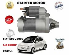 FOR FIAT 500 + 500C 1.2 69BHP 312 2007 > NEW ANLASSER MOTOREINHEIT
