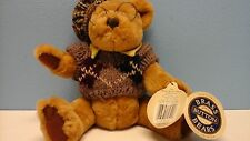 "Pickford Bears/Brass Button Collection ""Sherwood"" Bear with  Hat & Glasses"