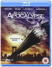Quantum Apocalypse [Blu-ray]    Brand new and sealed