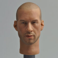 "Headplay 1:6th Vin Diesel Head Sculpt Model F/12"" Male Action Figure Body"