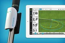 Golf's Most Trusted Mobile Analyser Swingbyte 2 Golf Swing Analyzer w'AC adapter