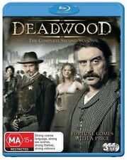 Deadwood - Season 2 : NEW Blu-Ray