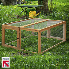 Folding Canterbury Rabbit/Guinea Pig RUN �� FREE Delivery��