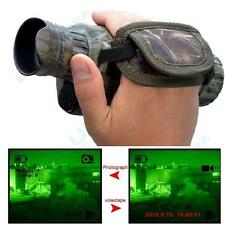 "1.44"" LCD 5x40 Digital Infrared IR Night Vision Scope Monocular Video Photo Reco"