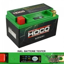 HOCO 12N7-3B LITHIUM ION IONEN BATTERIE 12V MOTORRADBATTERIE DERBI START DS 50