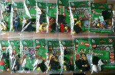 Lego Minifigure Complete Set of 16 Series 11 71002