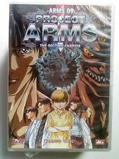 Project Arms vol. 09 - The Second Chapter - Yamato Video * DVD NUOVO BLISTERATO!