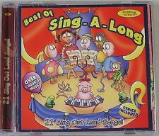Best of Sing-A-Long by Various Artists (CD, Kids Direct)