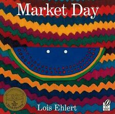 Market Day: A Story Told with Folk Art-ExLibrary