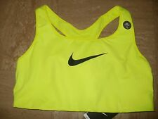 Designer Nike Shape Dri-Fit Ladies Base Layer Sports Bra Size 16(XL) BNWT L@@K
