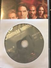 Criminal Minds - Season 10, Disc 5 REPLACEMENT DISC (not full season)