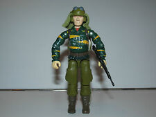 1988 GI JOE TIGER FORCE DUSTY v2 99% COMPLETE C9 - HASBRO