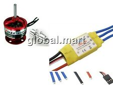 EMAX CF2822 1200KV Brushless Motor w/ 3.0mm Propeller Adapter + HP 30A ESC