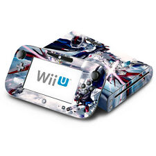 Skin Decal Cover for Nintendo Wii U Console & GamePad - Gundam