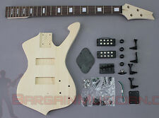 BASS - IM Body Style - DIY Unfinished Project Luthier Electric Guitar Kit!