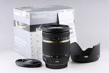 Tamron EF-S 18-270mm F/3.5-6.3 Di ll VC B003E Model for Canon With Box #7381F3