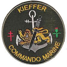 MARINE      COS        COMMANDO     KIEFFER               patch  thermocollable