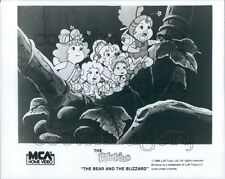 1986 Blinkins Toys Animated TV Movie The Bear & The Blizzard Press Photo