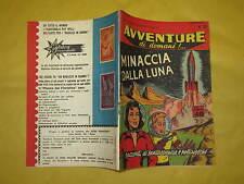 AVVENTURE DI DOMANI  EDIZIONI MONDIALI  NUMERO 23 DEL 5 DICEMBRE 1957