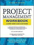 Project Management Workbook and PMP / CAPM Exam Study Guide by Kerzner, Harold,