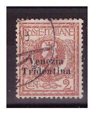 VENEZIA TRIDENTINA   1918 -   Cent.  2   USATO