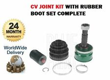 FOR NISSAN PRIMERA P11 1996-  OUTER CONSTANT VELOCITY CV JOINT KIT + RUBBER BOOT