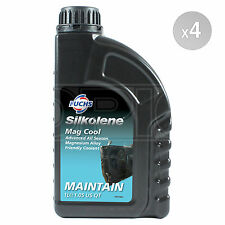 Silkolene MAG COOL long term anti-freeze and coolant 4x1 Litre 4L PRO COOL