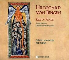 Kiss of peace: Songs from the Dendermonde Manuscript, New Music